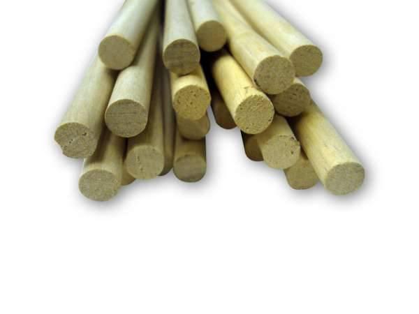 Baton / Hampe en bois de 100 cm
