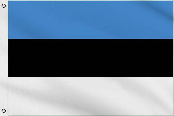 drapeau de l estonie