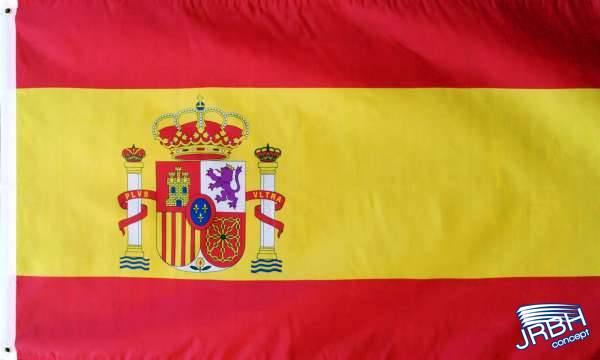 Drapeaux des pays achat drapeau vente drapeau - Image drapeau espagnol a imprimer ...