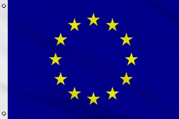 Drapeau Union Européenne 90 x 150 cm en Nylon