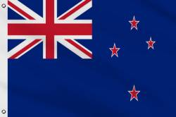 Drapeau Nouvelle-Zelande 30 x 45 cm