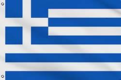 Drapeau Grèce 30 x 45 cm