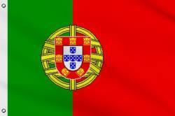 Drapeau Portugal 30 x 45 cm