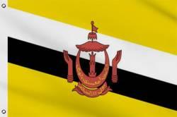 Drapeau Brunei 90 x 150 cm