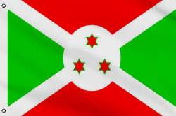 Drapeau Burundi 90 x 150 cm