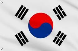 Drapeau Corée du Sud 90 x 150 cm
