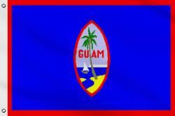 Drapeau Guam 90 x 150 cm