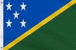 Drapeau Îles Salomon 90 x 150 cm