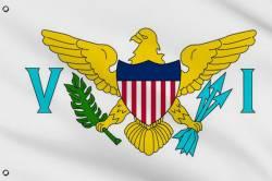 Drapeau Iles Vierges des États-Unis 90 x 150 cm