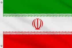 Drapeau Iran 90 x 150 cm