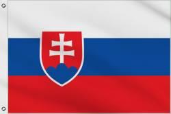 Drapeau Slovaquie 90 x 150 cm