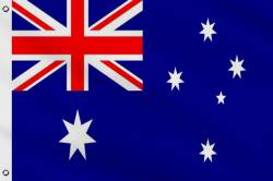 Drapeau Australie 150 x 240 cm