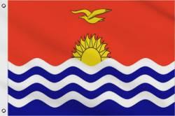 Drapeau Kiribati 60 x 90 cm
