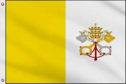 Drapeau Cité du Vatican 60 x 90 cm